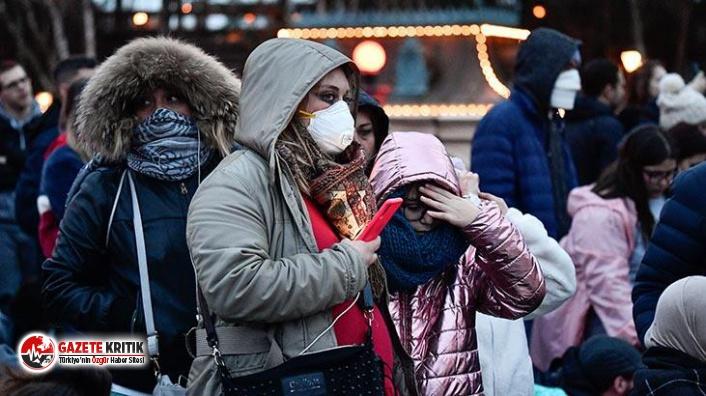 Fransa'da koronavirüs vaka sayısı rekor kırdı!