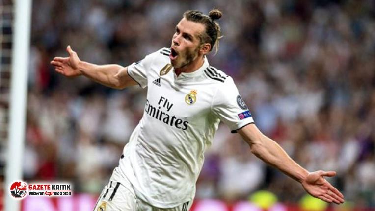 Gareth Bale tekrar İngiltere'de!