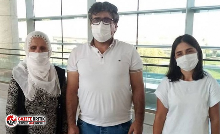 Gülistan Doku'nun ailesi Cumhurbaşkanı Erdoğan...