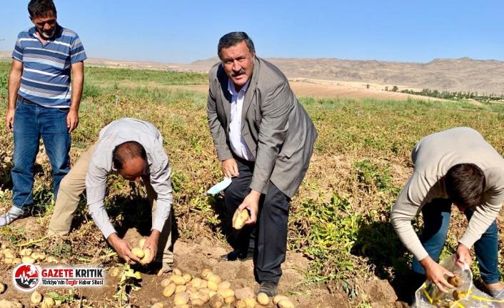 """Gürer: """"Çiftçiyi yeniden toprakla buluşturmalıyız"""""""