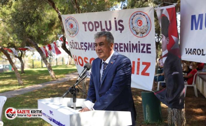 Güzelbahçe Belediyesi'nden İzmir'de Bir İlk:...