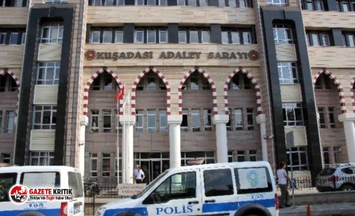 Hakim ve personeller Covid-19 pandemisi nedeniyle karantinaya alındı, mahkeme ve duruşmalara 14 gün ara verildi