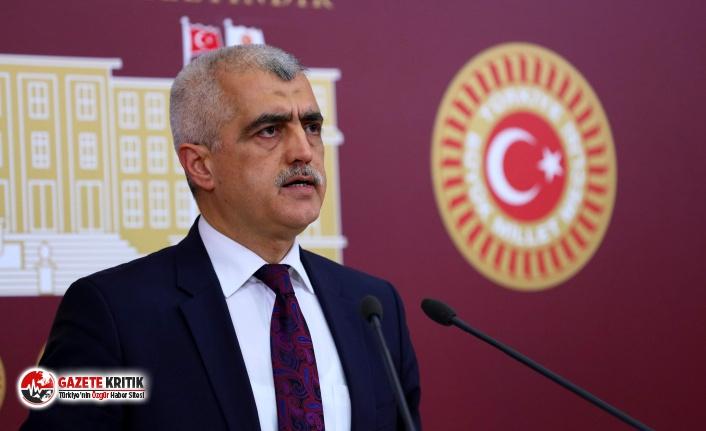 HDP'li Gergerlioğlu'nun sorduğu sorulara...