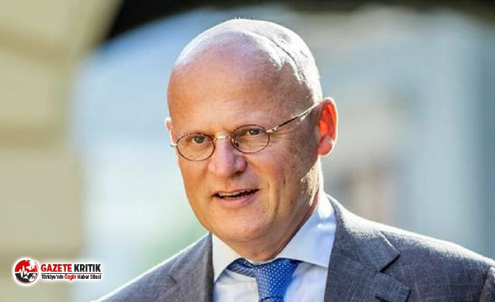 Hollanda Adalet Bakanı'na koronavirüs önlemlerine...