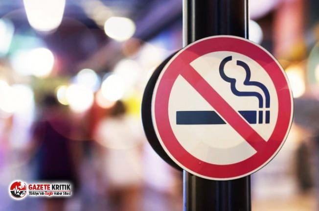 İki ilde koronavirüse karşı sigara yasağı