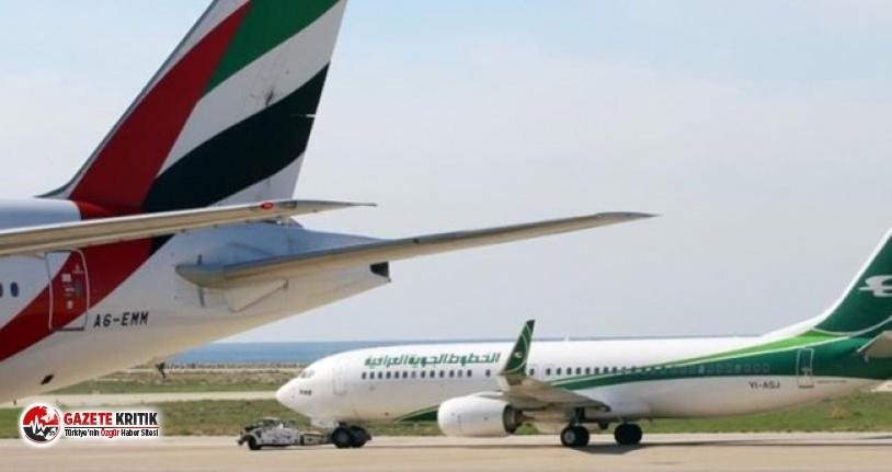 Irak ile İran arasındaki uçuşlar Covid-19 nedeni...