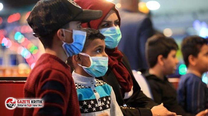 Irak'ta son 24 saatte koronavirüs nedeniyle...