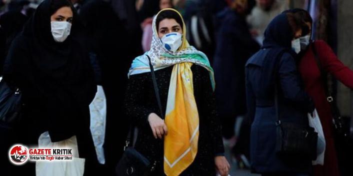 İran'da 4 Haziran'dan bu yana en yüksek günlük vaka sayısı açıklandı