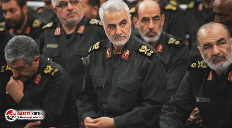 İran Devrim Muhafızları Ordusu'ndan ABD'ye...