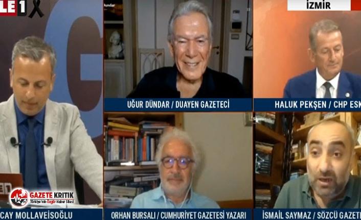 İsmail Saymaz: Ahmet Davutoğlu ile röportaj yaptığım...