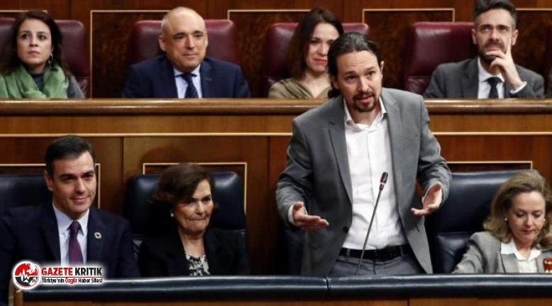 İspanya Başbakan Yardımcısı:  İspanya artık monarşi yerine cumhuriyet ile yönetilmeli