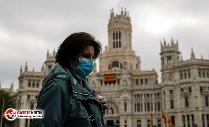 İspanya'da 24 saatte son 2,5 ayın en yüksek...
