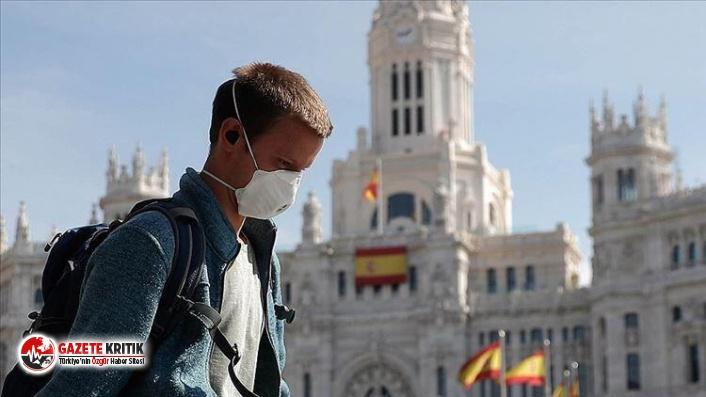 İspanya'da son 24 saatte 11 bin 289 koronavirüs vakası görüldü