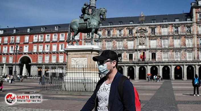 İspanya, Kovid-19 salgınına karşı tüm büyükşehirlere...