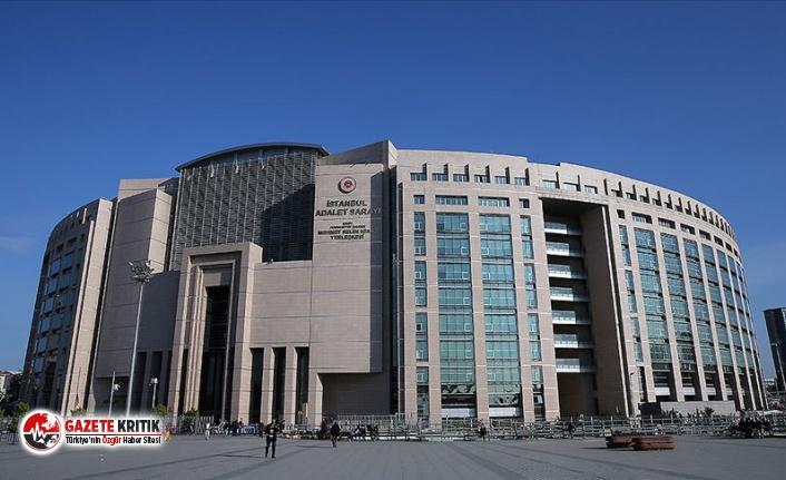 İstanbul Adalet Sarayı'nda koronavirüs artışı