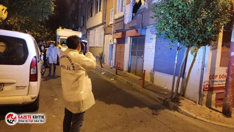 İstanbul'da şüpheli kadın cinayeti: Apartmanın merdivenlerinde ölü bulundu