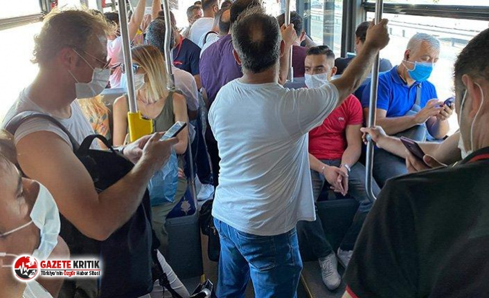 İstanbul'da günlük yolcu sayısı 3 milyon 700...