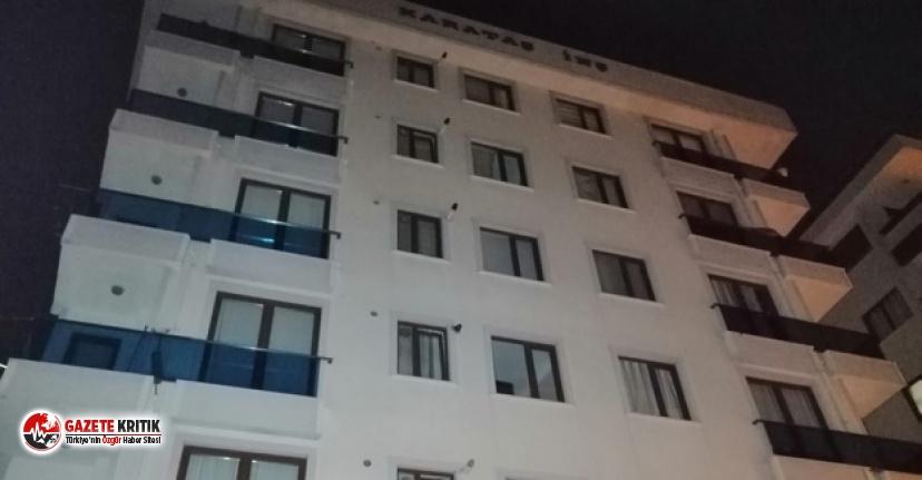 İstanbul'da korku dolu anlar