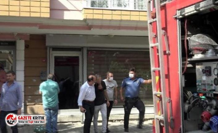 İşte Türkiye'nin gerçek gündemi! İstanbul'da esnaf kendini yakmak istedi