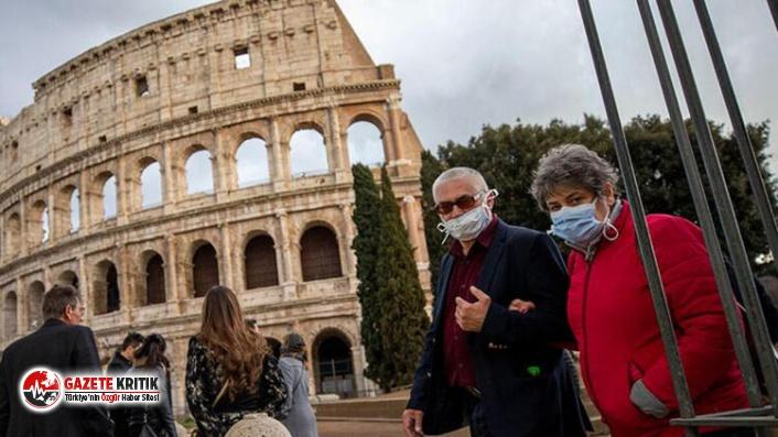 İtalya'da son 24 saatte 1494 yeni koronavirüs vakası tespit edildi