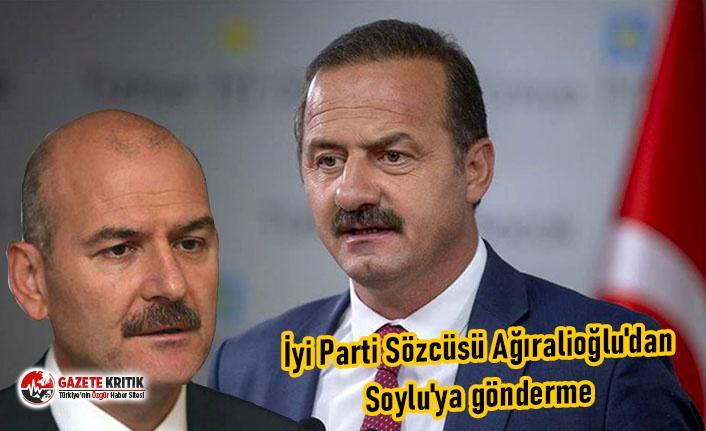 İyi Parti Sözcüsü Ağıralioğlu'dan Soylu'ya gönderme: Süleyman Bey dahil herkes için bisikletle gezilebilir bir ülke vaat ediyoruz