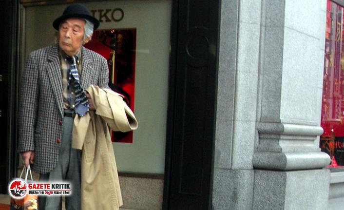 Japonya'da her 1500 kişiden biri 100 yaşında