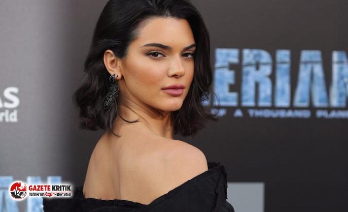 Kendall Jenner: Ben bir uyuşturucu bağımlısıyım