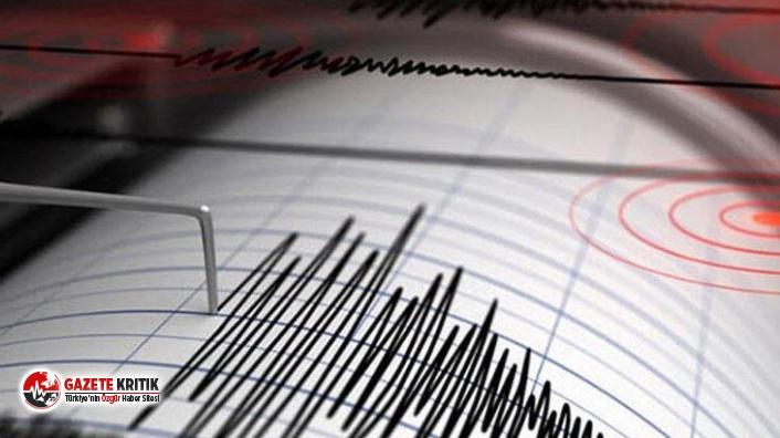 Konya'da 4.0 büyüklüğünde deprem