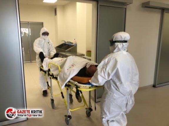 Koronavirüsü yenen her 10 hastadan 9'unda belirtiler...