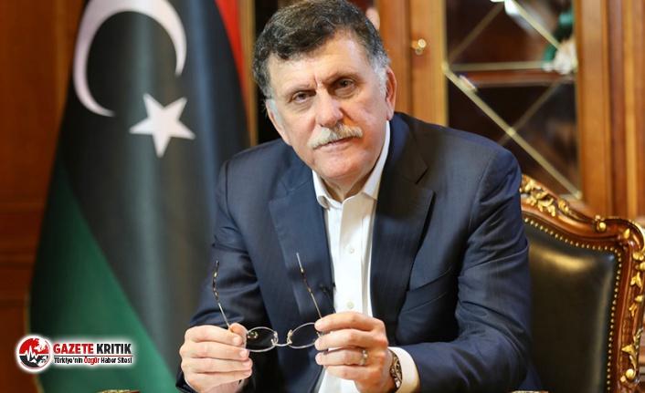 Libya Başbakanı Sarraj, yetkilerini hükümete devretmek...