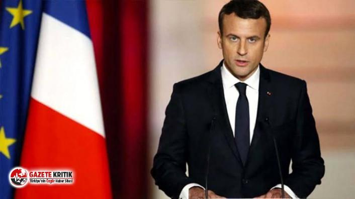 Macron: Türkiye'den beklentimiz Libya ve Suriye'deki...