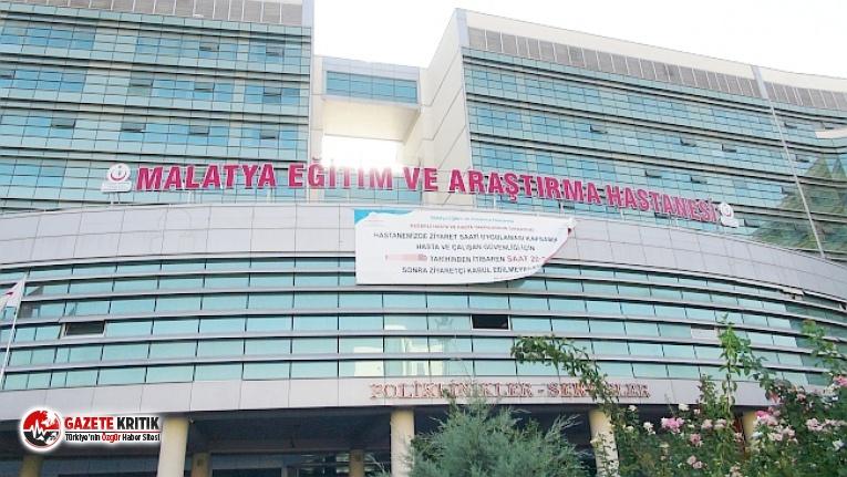Malatya'da kronik hastalığı olan 26 sağlık personeli göreve çağrıldı, iki personel koronavirüse yakalandı