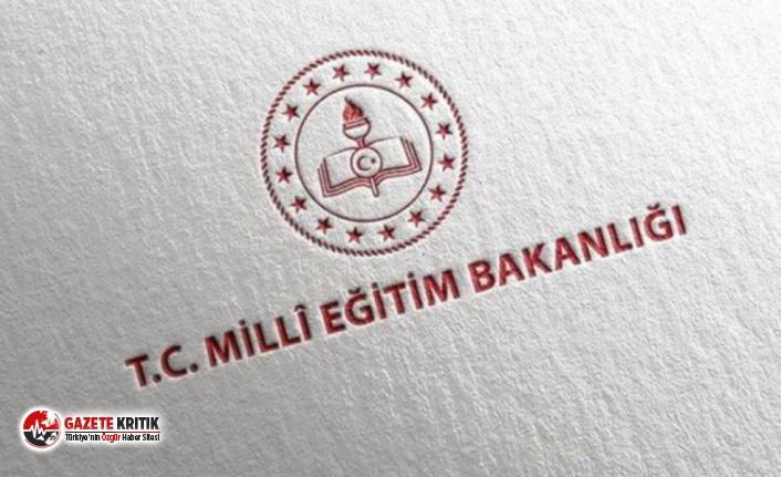Milli Eğitim Bakanlığı'ndan EBA açıklaması