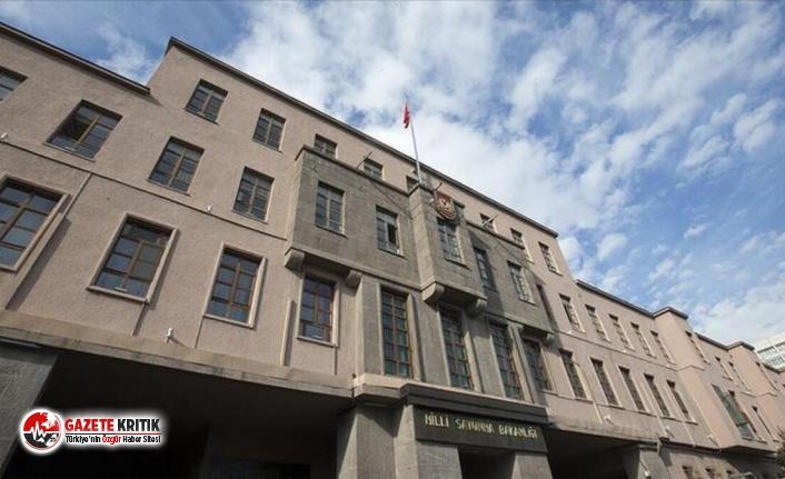 MSB'den Ermenistan açıklaması: 'Ateşle...