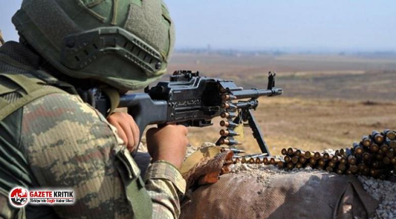 MSB duyurdu: PKK'lı 2 terörist etkisiz hale getirildi