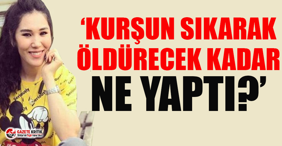 Nadira Kadirova'nın ağabeyi, AKP'li Ünal'a çektiği videoyla seslendi