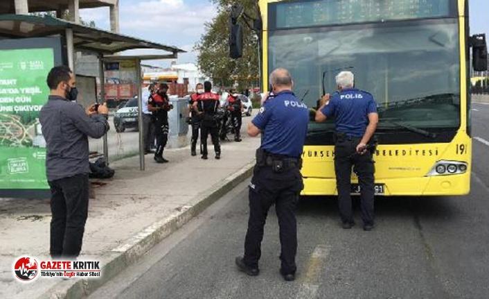 Otobüste maske tartışmasında şoför yolcuyu bıçakladı