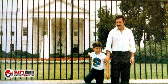 Pablo Escobar'ın yeğeni anlattı: Amcamın evinde duvara gizlenmiş 18 milyon dolar buldum