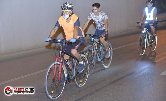 Pedallar sıfır emisyon için çevrildi