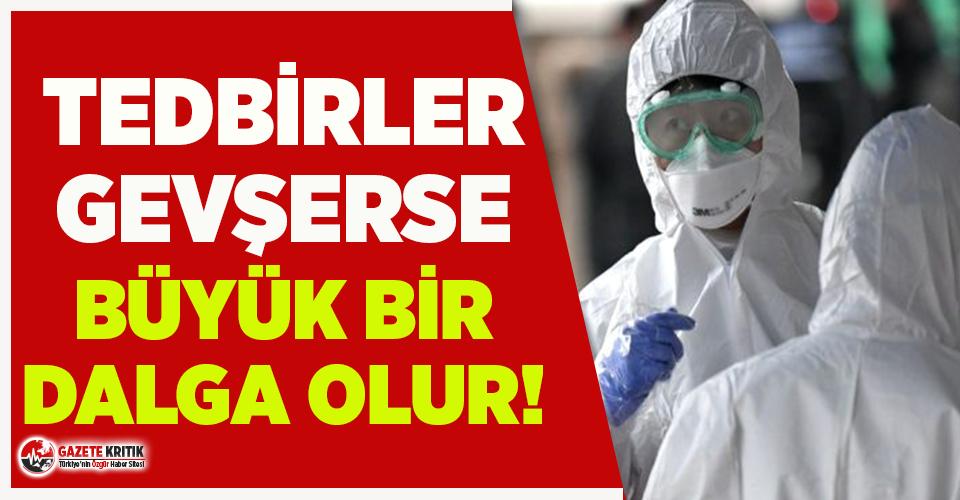Prof. Dr. Tükek'ten korkutan koronavirüs açıklaması!