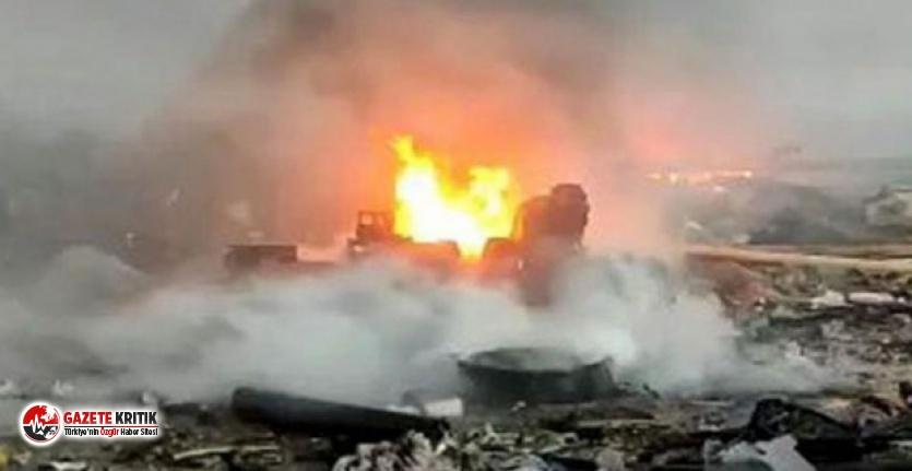 Resulayn'da bomba yüklü araçla saldırı: 7 ölü,...