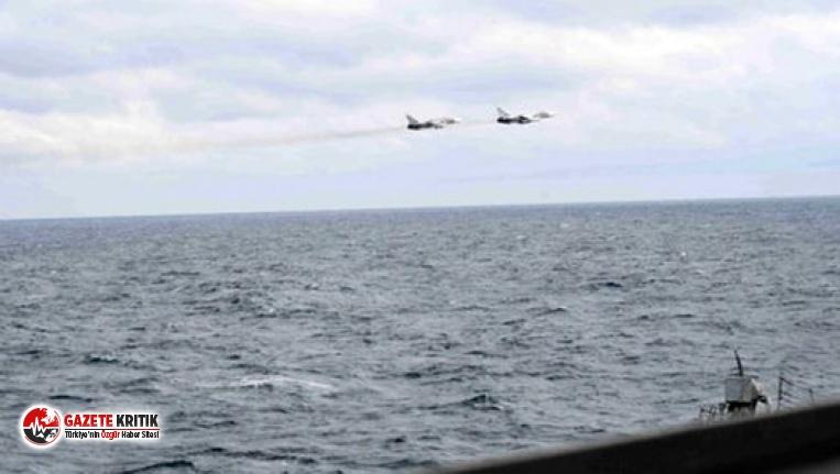 Rusya, Karadeniz üzerinde uçan ABD'ye ait bir...