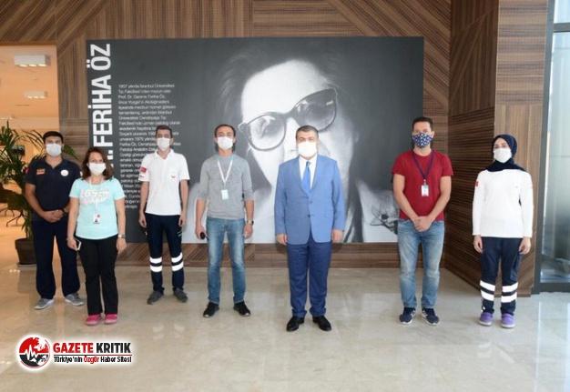 Sağlık Bakanı Koca, İstanbul'da acil durum...