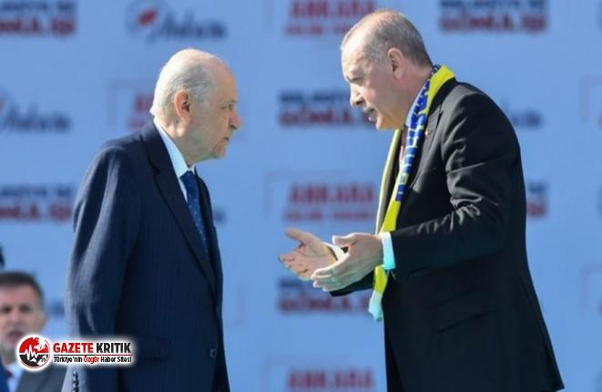 Saray'ın yeni planına MHP sıcak bakmıyor