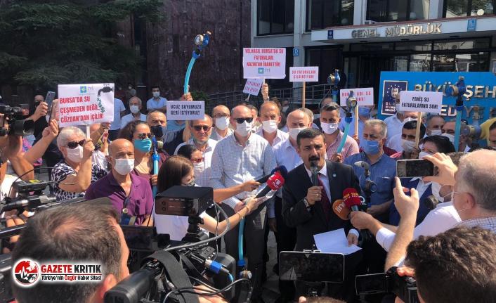 SELÇUK TÜRKOĞLU: VELHASIL BURSA'DA SU UCUZLAYABİLİYORMUŞ!