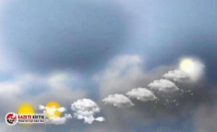 Sıcaklıklar yurt genelinde düşecek