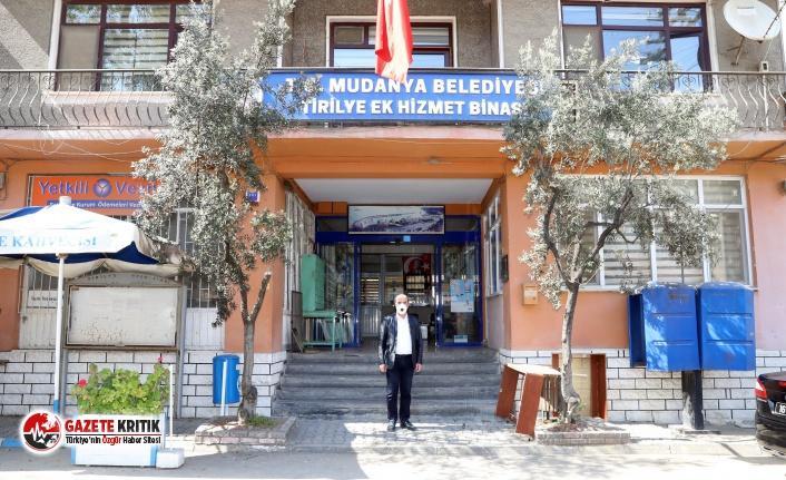 TARİHİ KENTLER BİRLİĞİ'NDEN MUDANYA BELEDİYESİ'NE...