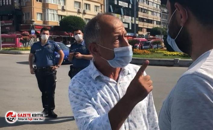 Trafik cezasına sinirlenen eski milletvekilinden polise: Biz FETÖ'cülerden neler çektik