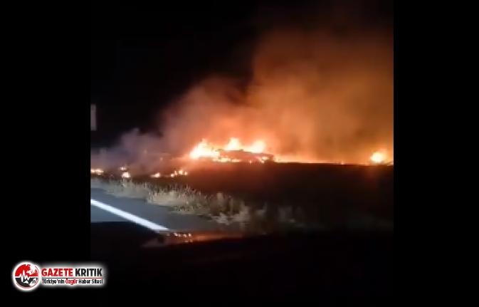 Ukrayna'da An-26 tipi bir askeri nakliye uçağı düştü: 20 kişi hayatını kaybetti