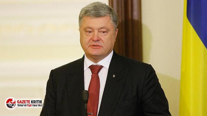 Ukrayna eski devlet başkanı Poroşenko koronavirüse...